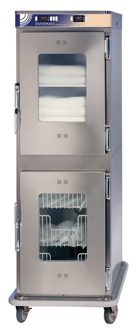 Enthermics Stainless Steel Combination Blanket / Fluid Warmer, 15.4 cubic feet capacity