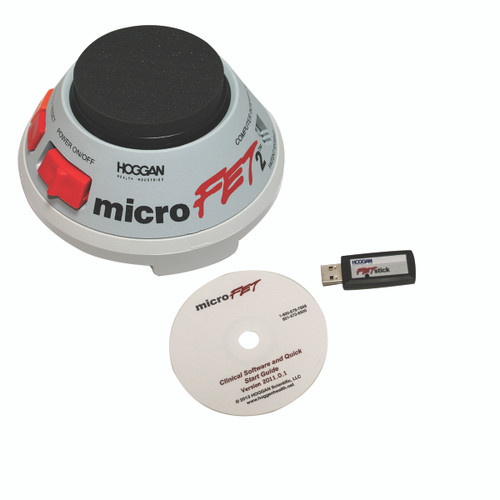 MicroFET2ª MMT - Wireless with Clinical Software Package
