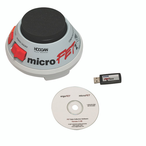 MicroFET2ª MMT - Wireless with FET data collection software package