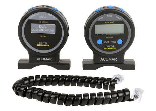 Acumar Inclinometer - Dual Inclinometer
