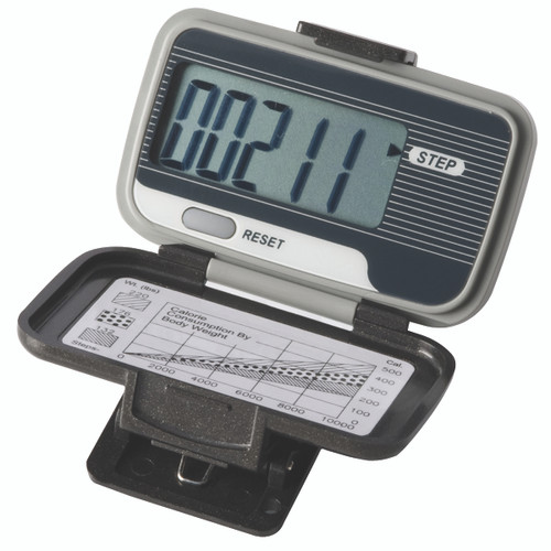 Ekho¨ Pedometer - Deluxe - Steps - Case of 25