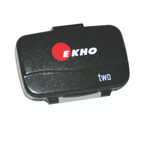 Ekho¨ Pedometer - Deluxe - Steps and Distance - Case of 25