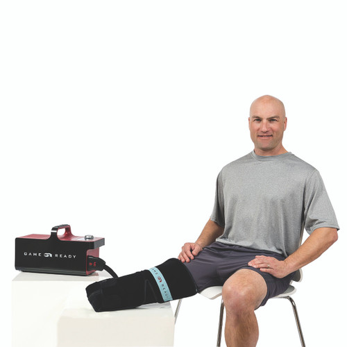 Game Ready¨ Wrap - Lower Extremity - Below Knee - Traumatic Amputee - Large