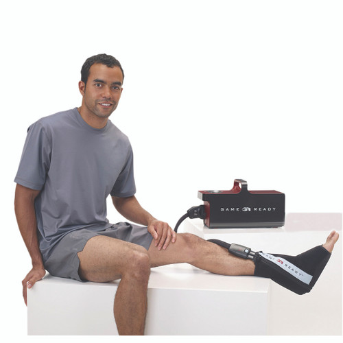 Game Ready¨ Wrap - Lower Extremity - Ankle - Large (men's Shoe sizes up to 11)