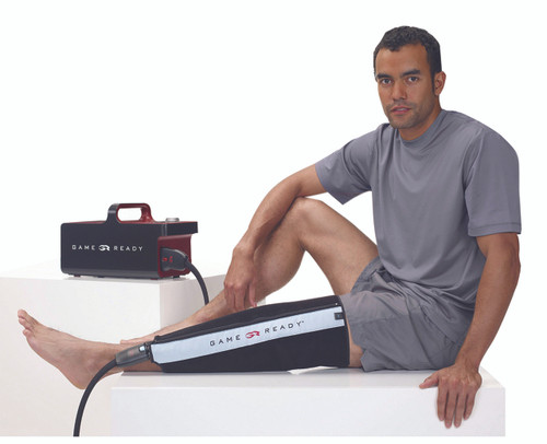 Game Ready¨ Wrap - Lower Extremity - Knee Straight - One Size