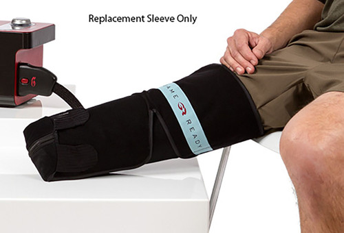 Game Ready¨ Additional Sleeve (Sleeve ONLY) - Lower Extremity - Below Knee - Traumatic Amputee - Large