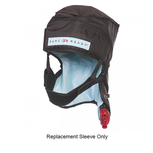 Game Ready¨ Additional Sleeve (Sleeve ONLY) - Cryo Cap with Chin Strap (GRPro 2.1 ONLY)