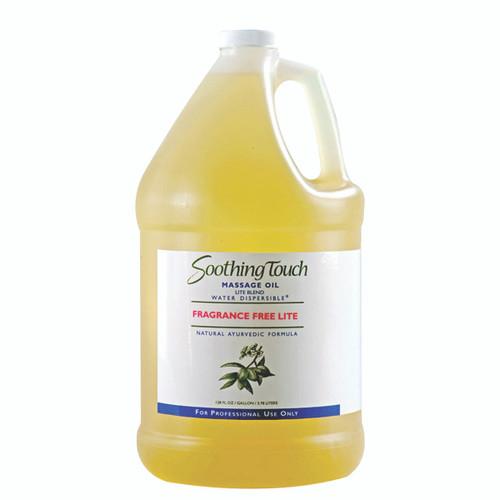 Fragrance Free Lite Oil, 1 Gallon