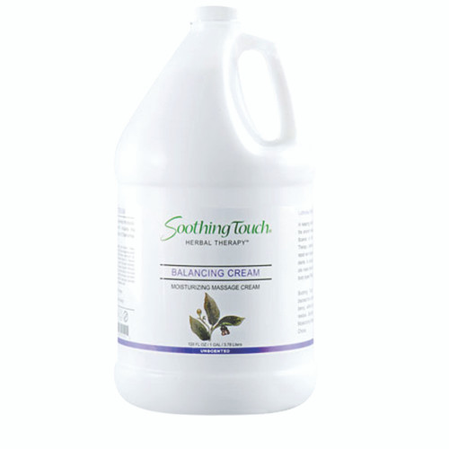 Balancing Cream, Unscented, Pumpable, 1 Gallon