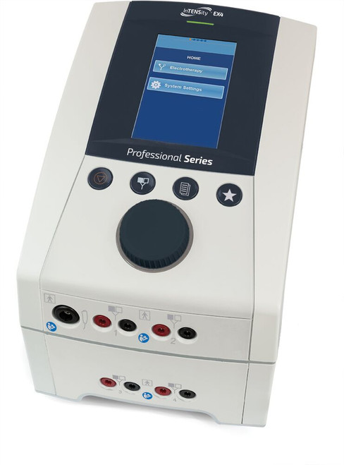 InTENSityª Professional EX4 4-channel stim unit