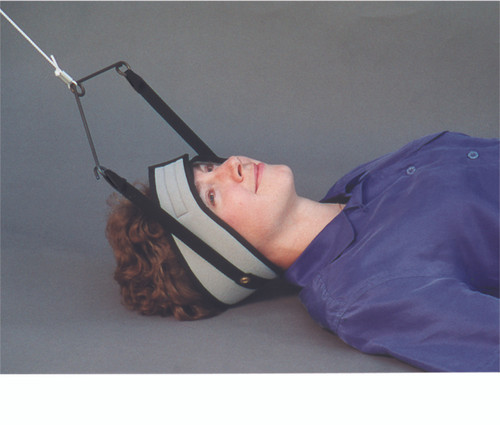 C-Trax¨ Supine Cervical Taction - with TMJ Halter