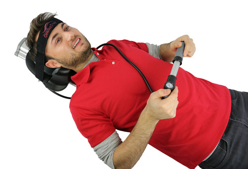ComforTrac cervical traction - home traction device