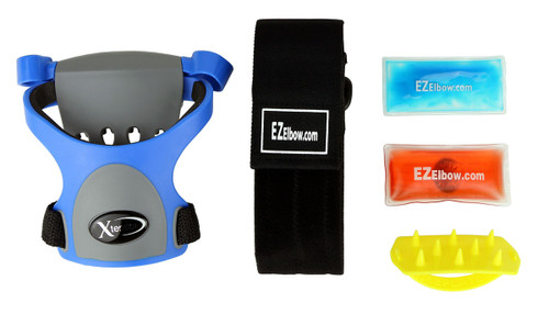 EZ Elbowª Armband - Pro Arm Therapy Kit