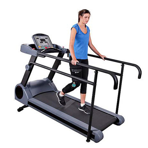 Optional Long Handrail for HCI PhysioMill Rehabilitation Treadmill