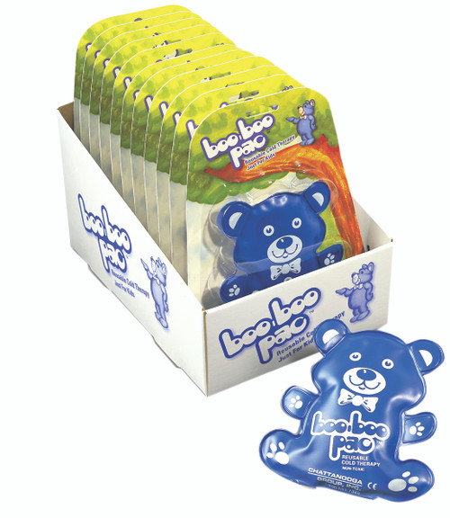 Boo-boo Pac cold pack - blue