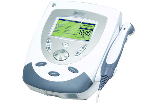 Intelect¨ Transport - Stim / Ultrasound system with 5 cm head