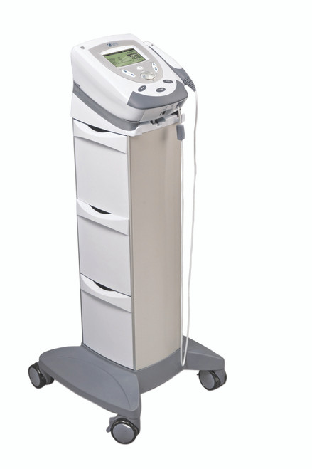 Intelect¨ Transport - Stim / Ultrasound system with 5 cm head and mobile cart