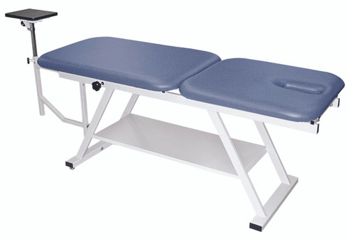 TTFT-200 table with pedestal, fixed height, table only