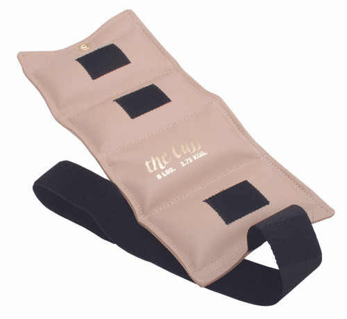 The Cuff¨ Original Ankle and Wrist Weight - 6 lb - Beige