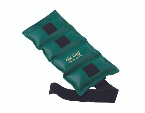The Cuff¨ Original Ankle and Wrist Weight - 12.5 lb - Olive