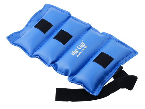 The Cuff¨ Original Ankle and Wrist Weight - 20 lb - Blue