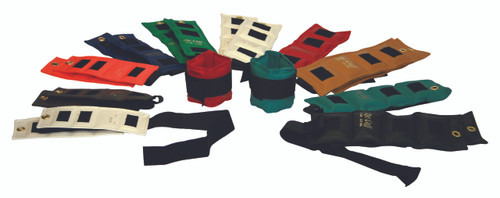 The Cuff¨ Original Ankle and Wrist Weight - 20 Piece Set - 2 each .25, .5, .75, 1, 1.5, 2, 2.5, 3, 4, 5 lb
