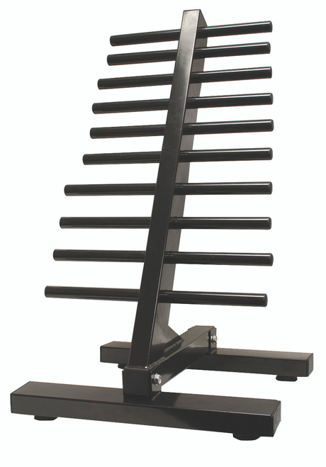 CanDo¨ Dumbbell - Floor Rack - 20 Dumbbell Capacity