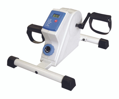 CanDo¨ Pedal Exerciser- Deluxe with LCD monitor