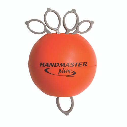 Handmaster Plus hand exerciser - orange, strength training