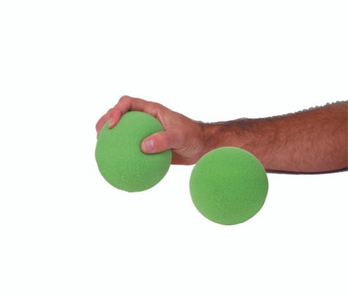 "3"" foam ball hand exerciser - dozen"