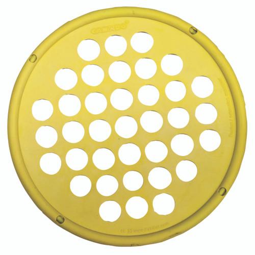 "CanDo¨ Hand Exercise Web - Low Powder - 7"" Diameter - Yellow - X-light"