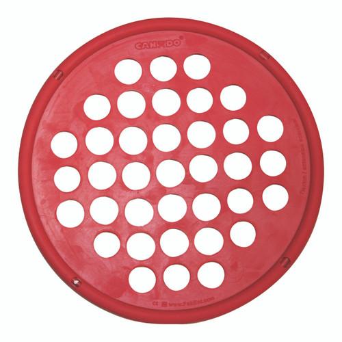 "CanDo¨ Hand Exercise Web - Low Powder - 7"" Diameter - Red - Light"