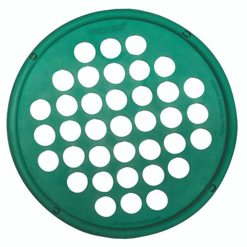 "CanDo¨ Hand Exercise Web - Low Powder - 7"" Diameter - Green - Medium"