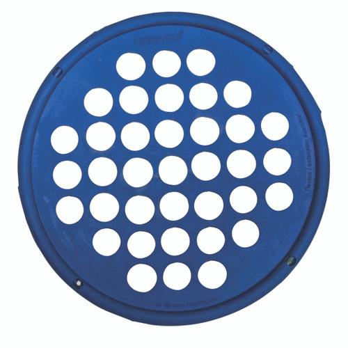"CanDo¨ Hand Exercise Web - Latex Free - 7"" Diameter - Blue - Heavy"