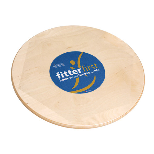 "Wobble board, advanced, 15-20 degrees, 16"" circle"