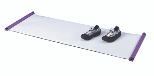 "360 Slide Board with 2 booties - 6' L x 22"" W"