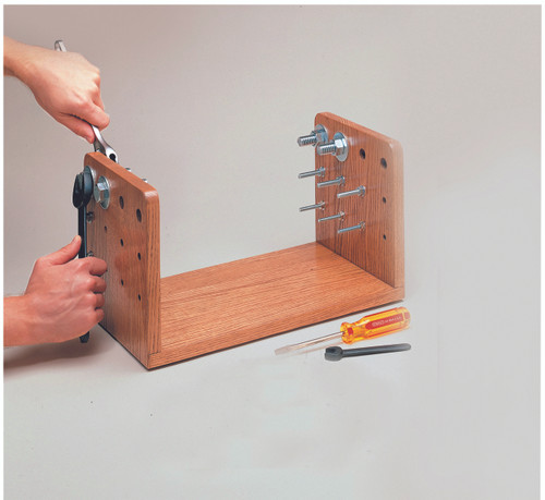 Manipulation and Dexterity Test - Hand-Tool