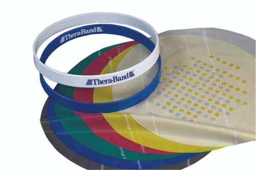 TheraBand¨ Progressive Hand Trainer - introductory pack, includes tan-black sheets