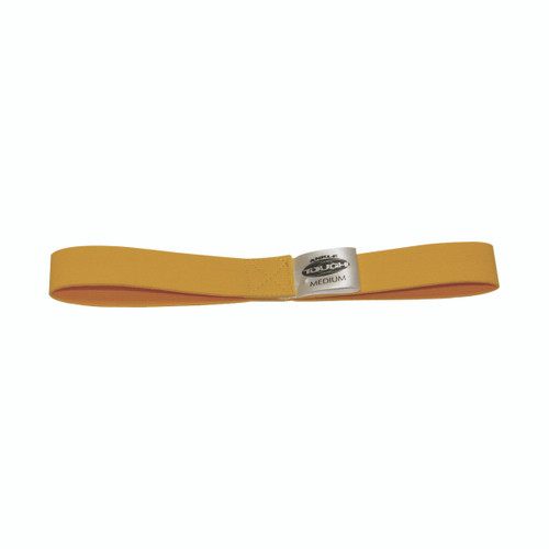 AnkleToughª Ankle Exercise Strap - Yellow, light, package of 8
