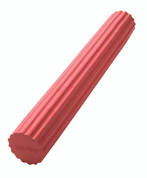 "CanDo¨ Twist-n-Bend¨ Flexible Exercise Bar - 12"" - Red - Light"