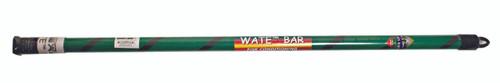 CanDo¨ Slim¨ WaTEª Bar - 4.5 lb - Green Stripe