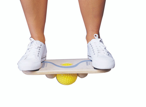 """Chango¨ S-2000BA 15 x 8"""" board, with 3"""" and 4"""" balls"""