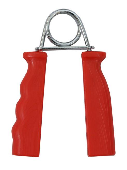 CanDo¨ Ergonomic Hand Grip, Pair - Red, light - 6 lb