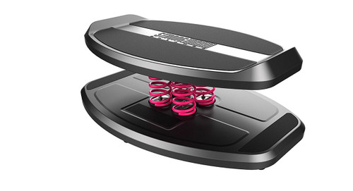 StrongBoard Balance Board, Pink Spring