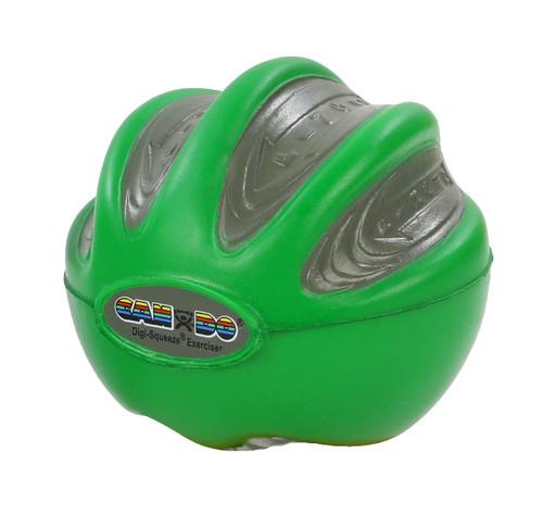 CanDo¨ Digi-Squeeze¨ hand exerciser - Small - green, moderate