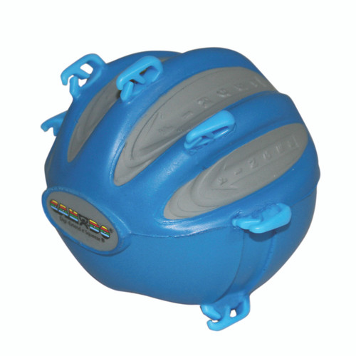 CanDo¨ Digi-Extend n' Squeeze¨ Hand Exerciser - Small - Blue, heavy