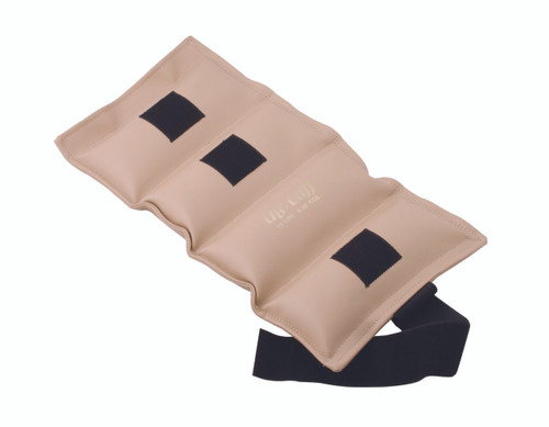 The Cuff¨ Deluxe Ankle and Wrist Weight - 15 lb - Tan
