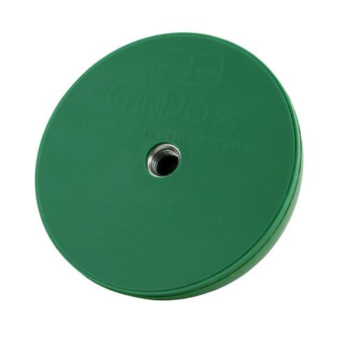 CanDo¨ Wrist/Forearm Exerciser, Medium, Green, Ball Only
