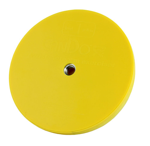 CanDo¨ Wrist/Forearm Exerciser, X-Large, Yellow, Ball Only