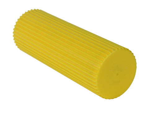 CanDo¨ Wrist/Forearm Exerciser, X-Large, Yellow, Handle Only